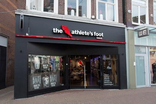 The athlete's foot | Holland Boven Amsterdam